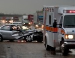 san francisco car accident injuries in rain